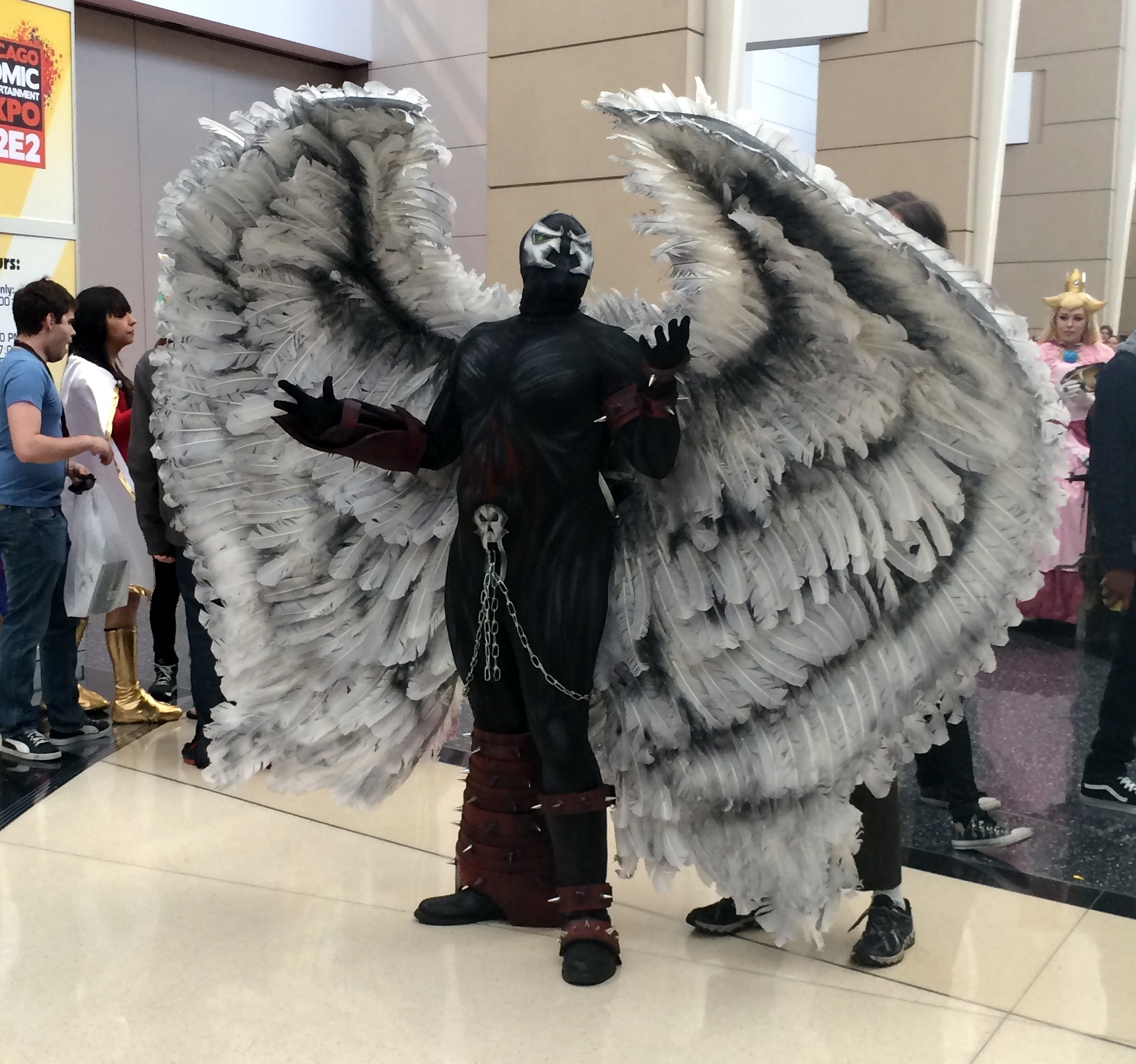 I Went To C2E2 And Didn't Take Pictures