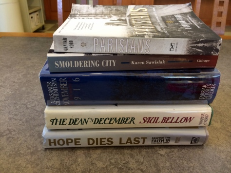 Evanston Library Book Sale Take